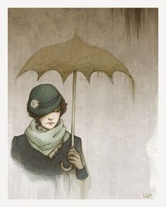 """Winter Rains"" by Kecky on Deviant Arts"