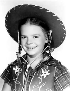 Natalie Wood as a child actress