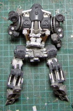 project cain dreadnought conversion 8