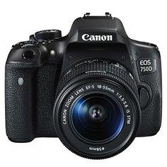 Canon EOS 750D / Rebel T6I / EOS KISS X8I 18-55 / 3.5-5.6 EF-S IS STM ( 24.7 MP,3 -inch LCD )