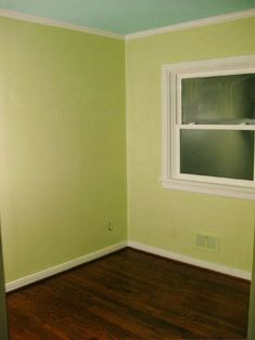 Pear Green Walls