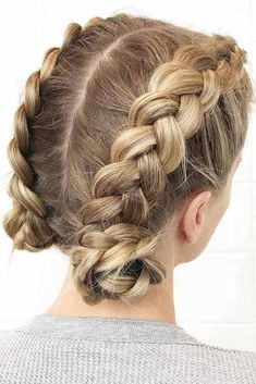 98 Awesome Braided Hairstyles for Short Hair In Most Stunning Braided Short Hair Styles to top Level Beauty, 30 Cute Braided Hairstyles for Short Hair, 6 Ideal Braid Hairstyles for Short Hair, Braided Updos for Short Hair. Dance Hairstyles, Box Braids Hairstyles, Pretty Hairstyles, Hairstyles Haircuts, Natural Braided Hairstyles, Braided Hairstyles For Black Women, Natural Hair Styles, Short Hair Styles, Braids For Short Hair