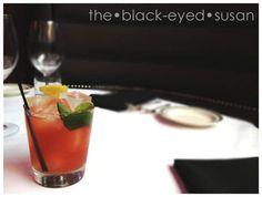 The Black eyed Susan Cocktail