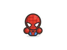 Spiderman by Konrad Kirpluk