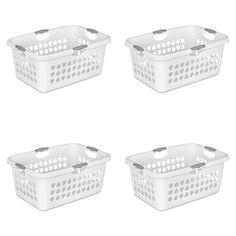 Seasonal In 2020 Laundry Basket Sterilite Laundry