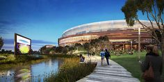Mega Perth stadium design approved – dubbed 'best in Australia' | Architecture And Design