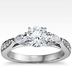 Design Your Own Engagement Ring - Choose a Setting   Blue Nile