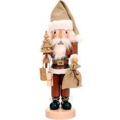 Christian Ulbricht Santa with Christmas Tree Nutcracker