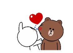 The perfect Cony CryingLaughing Pillow Animated GIF for your conversation. Discover and Share the best GIFs on Tenor. Cute I Love You, Love You Gif, Cute Love Gif, Funny Love Gif, Hug Gif, Gif Animé, Animated Gif, Cute Couple Cartoon, Cute Love Cartoons