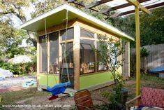 art shed | Art Shed, Workshop/Studio shed from Austin, Texas | Readersheds.co.uk