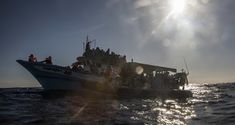 About 90 Migrants Feared Dead After Boat Capsizes Near Libya