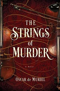 book cover of   The Strings of Murder