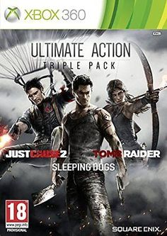 #Ultimate #action triple pack #(xbox 360) [new game],  View more on the LINK: 	http://www.zeppy.io/product/gb/2/311684514260/