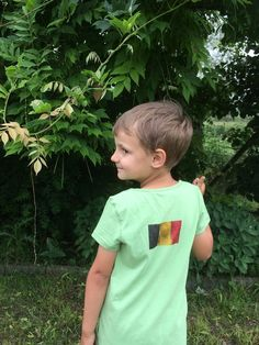 Maak je eigen WK T-shirt