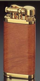 Corona Old Boy Pipe Lighter Smooth Natural Briar - CupOJoes.com
