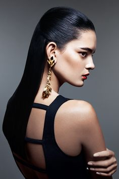 Vintage jewelry by Alex, via Behance