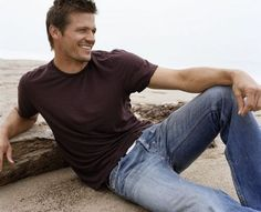 Bailey Chase - wish I could find this on the beach while on my vacation...*sigh* to quote a good buddy~ 'What a doll'