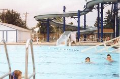 St. Clair Shores Pool> I dived into the deep end and it scared me half to death