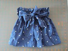 DIY Como hacer una Falda para niñas fácil (o adultas)