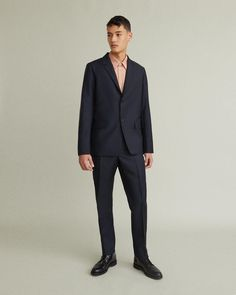 Whether for a special occasion or the upcoming holiday season, get event-ready with our evening wear edit. Our sophisticated suit offering features precise tailoring and quality materials from the very best in menswear. Think contemporary by Jil Sander, relaxed and of-the-moment by Marni and classic with an artful twist by Maison Margiela. Then, find refined and formal shirting options. Add the final touch with a curated selection of ties and footwear to polish the look.