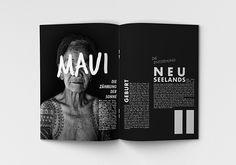 Design, Print, Magazin, Layout