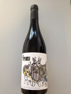 Catando un nuevo vino para la cata: La Tribu D.O. Valencia