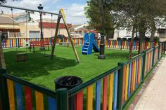 Diseño, fabricación de parques infantiles ...