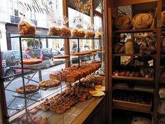 Um café pra viagem, por favor!: A Melhor Padaria de Paris