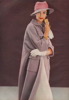 March Vogue 1957 by dovima_is_devine_II, via Flickr