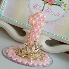 48 Trendy Birthday Diy Cake For Girls Princesses Mom Birthday Gift, 1st Birthday Girls, 1st Birthday Parties, Cake Birthday, Ballerina Birthday, Princess Birthday, Birthday Cake With Candles, Diy Cake, 1st Birthdays
