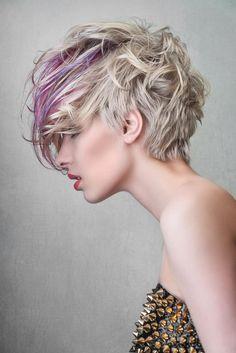 www.esteticamagazine.com | Credits Hair: Ismail Ersan @Calista Coiffure Styling: Metro Boutique Makeup: Schastlivaya Anna & Karina Golovina Photo: Ismail Ersan & Yan McLine