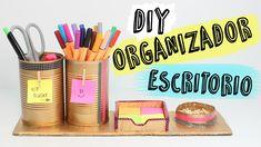Organizador de Escritorio DIY