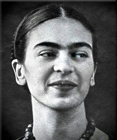 """A """"prettier"""" adaptation of Frida Kahlo's self-portrait has been circulating the internet. machine and it's not pretty. Frida's iconic look has been appropriated ever since her death in 1954 and her..."""