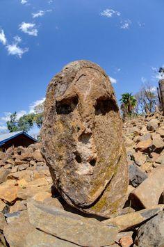 The Stelae of Tutu Fella [photoessay] | Dan Logen | Science | The Guardian