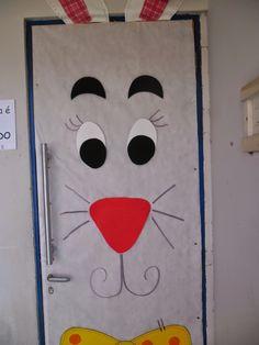 Decoração de Páscoa   Escola Municipal de Educação Infantil Leonel de Moura Brizola