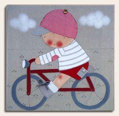 Cuadros infantiles de stencilbarcelona by stencilbcn on - Cuadros para ninos personalizados ...