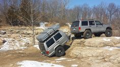 Jeep Builds — You may not be a fan of Jeep trailers like this...