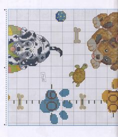 Cross Stitch For Kids, Cross Stitch Cards, Cross Stitch Baby, Cross Stitch Patterns, Baby Gifts, Kids Rugs, Sewing, Points, Kind