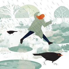 Rachel Hudson Illustration