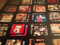 First blocks for the Memories of Japan quilt - are they ok?? - Blogs - Quilting…