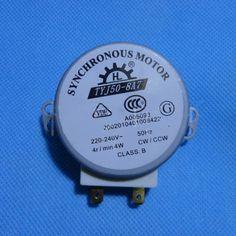 전자 레인지 턴테이블 동기 모터 4 와트 ac 220-240 볼트 4 분당회전수 cw/ccw