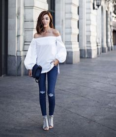 Mẹo mặc quần jeans đẹp trong mọi hoàn cảnh