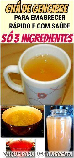 Aprenda a maneira correta de preparar esse chá que pode trazer muitos benefícios para seu corpo e sua saúde. #chá #gengibre #emagrecer #saúde #perderpeso #detox #fitness #academia #barriga #gordura #peso #cintura #localizada #limão #benefícios #tosse #canela