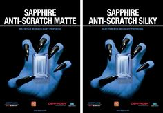 SAPPHIRE ANTI-SCRATCH: unique combination and excellent bonding quality! Matte and Silky effect with anti-scuff properties. Glueable, stampable and printable film with the best scuff resistance on market. Visit us for a demonstration #Luxe_Pack Monaco - Booth RF10, Ravel Hall, Day-2!