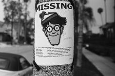 Where is Waldo?~
