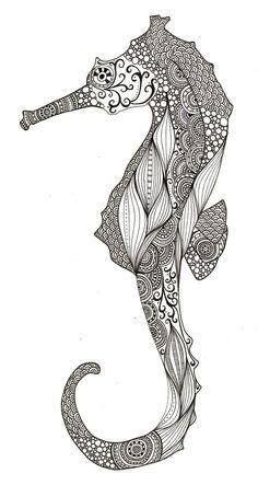 Open Your Eyes: zentangle inspire designs