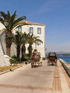 Spetses, Greece My favorite place on earth Places Around The World, Around The Worlds, Wonderful Places, Beautiful Places, Myconos, Places In Greece, Greek Isles, Athens Greece, Mykonos Greece
