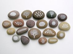 I have a feeling these will be inspiring my next colour palette via @Natasha Newton