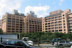 Brooklyn - Brooklyn Heights: Watchtower Building by wallyg, via Flickr