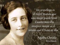 Mujeres Famosas: Agatha Christie - Citas